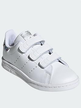 adidas Originals Adidas Originals Stan Smith Childrens Trainers - White  ... Picture