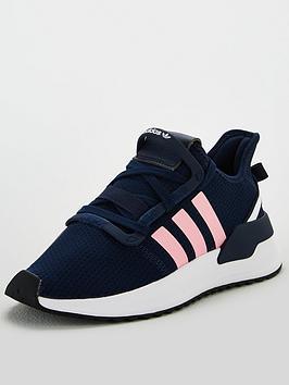 adidas-originals-u_path-run-junior-trainers-navypink