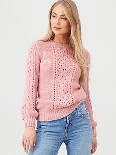 v-by-very-pointelle-stitch-jumper-dusky-pink