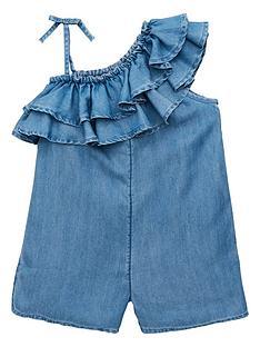 mini-v-by-very-girls-ruffle-frillnbspplaysuitnbsp--blue
