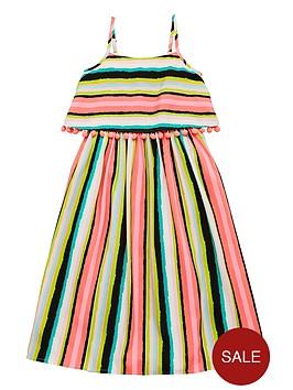 v-by-very-stripe-midi-dress-multi