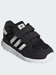adidas-originals-forest-grove-infant-trainers-blackwhite