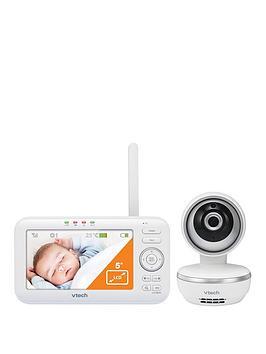 Vtech Vtech Safe And Sound 5 Video Baby Monitor Vm5261 Picture