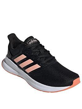 adidas-childrens-runfalcon-trainers-blackpink