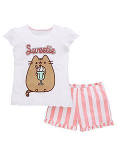 pusheen-girls-shorty-pyjamas