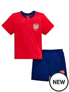 character-arsenal-boys-shorty-pjsnbsp--red