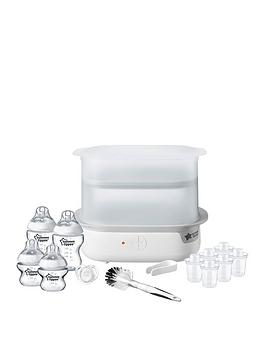 Tommee Tippee Tommee Tippee Electric Steriliser Set Picture