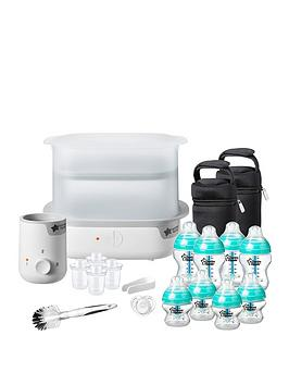 Tommee Tippee Tommee Tippee Advanced Anti-Colic Complete Feeding Kit Picture