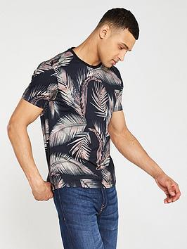 v-by-very-all-over-print-t-shirt-navy