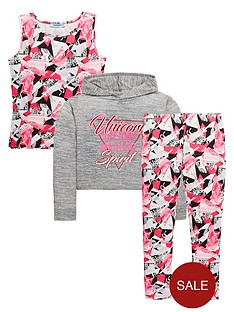 v-by-very-girls-3-piece-unicorn-dreams-glitter-active-outfit-multi