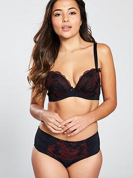 Pour Moi Pour Moi Pour Moi Tattoo Underwired Lightly Padded Bra Picture