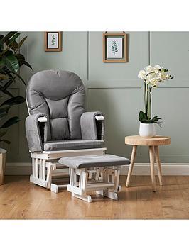 obaby-recliner-nursery-chair-amp-stool