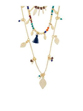 accessorize-nomad-layered-charmy-pendant