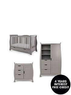 obaby-obaby-stamford-luxenbspsleigh-3-piece-nursery-furniture-set