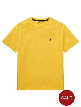 ralph-lauren-boys-classic-short-sleeve-t-shirt-yellow