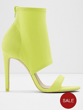 aldo-gwibrylla-fluro-neoprene-sandal