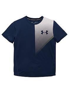 under-armour-boys-raid-short-sleeve-t-shirt-navy