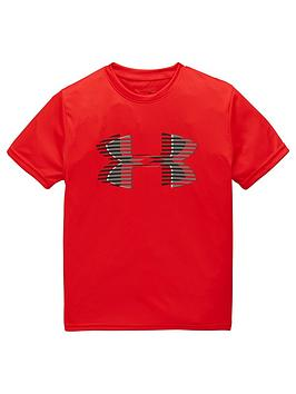 under-armour-under-armour-boys-tech-big-logo-solid-tee