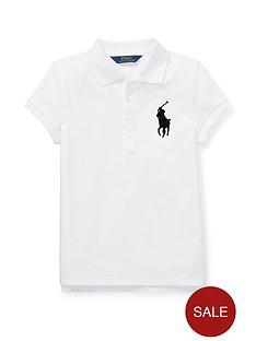 ralph-lauren-girls-classic-short-sleeve-polo-shirt-white