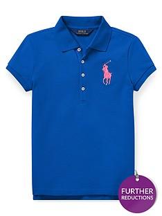 ralph-lauren-girls-big-pony-short-sleeve-polo-shirt-blue