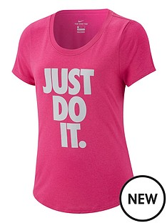 nike-girls-dry-just-do-it-scoop-neck-t-shirt-fuchsia