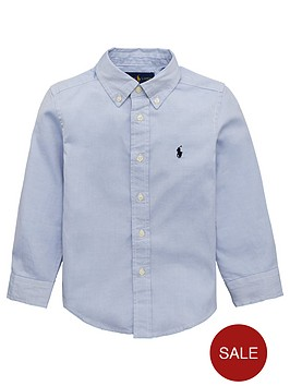 ralph-lauren-boys-custom-fit-classic-oxford-shirt-blue