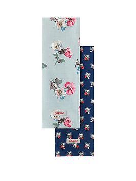 cath-kidston-tea-towel-set-ofnbsp2-cats-amp-flowers