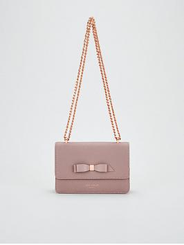 ted-baker-jayllaa-bow-detail-micro-cross-body-bag-pink
