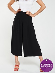 whistles-pleat-front-wide-leg-trousers-black