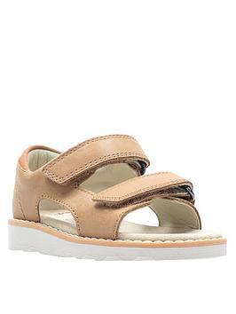 clarks-toddler-crown-root-sandal