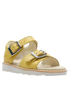 clarks-toddler-crown-bloom-sandal-yellow