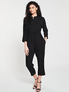 whistles-utility-crepe-jumpsuit-black