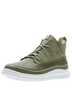 clarks-cloud-air-leather-boots-khaki