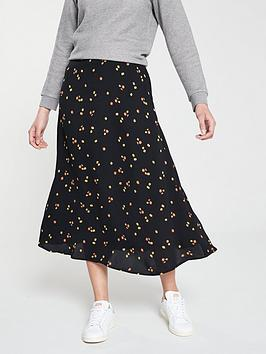 whistles-whistles-micro-floral-print-longline-skirt