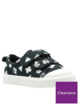 clarks-toddler-city-flare-lo-canvas-plimsoll