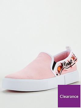 ellesse-upeganbsp--pinkwhitenbsp