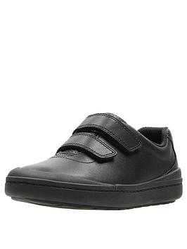 Clarks Clarks Rock Play Shoe - Black Picture