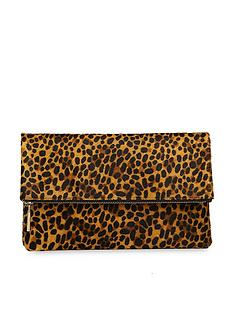 whistles-leather-chapel-fold-over-clutch-leopard-print