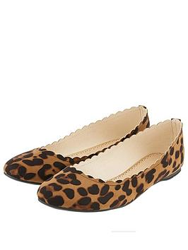 accessorize-richmond-scallop-ballerina-flats-leopard-print
