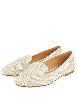 accessorize-warwick-woven-slipper-flats-natural