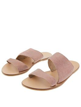 accessorize-moscow-suede-asymmetric-sliders-pink