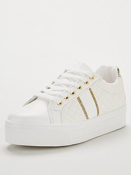 v-by-very-paisley-quilted-side-stripe-trainer