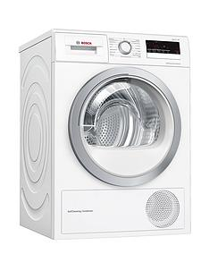 bosch-serie-4-wtw85231gb-8kg-condenser-tumble-dryer-with-heat-pump-technology-white