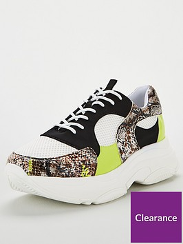 v-by-very-piper-chunky-trainers--nbspsnakeneonnbsp