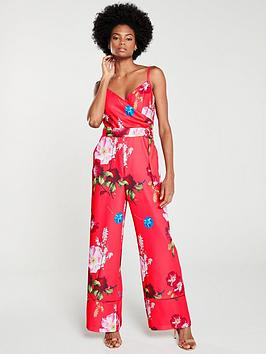 ted-baker-piiper-berry-sundae-wrap-jumpsuit-red