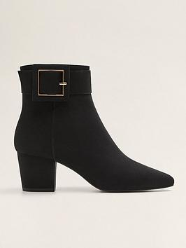 mango-buckle-detail-ankle-boots-black