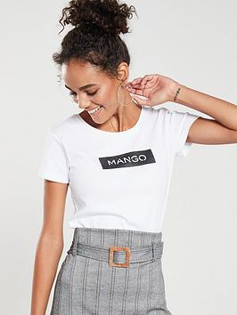 mango-logo-t-shirt-white