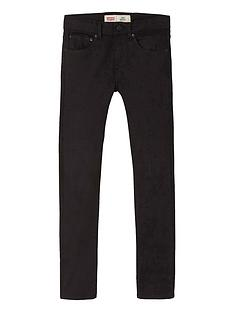 levis-boys-510-skinny-fit-black-jean