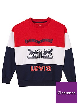 levis-boys-colourblock-crew-neck-sweat-top-blue