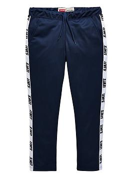 Levi's Levi'S Boys Taped Cuffed Joggers - Blue Picture